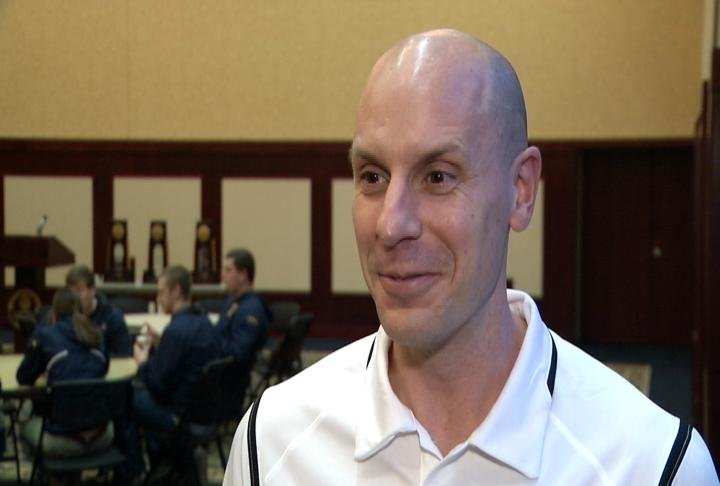 UWEC Head Coach Chip Schneider wins his second-straight D3 National Championship