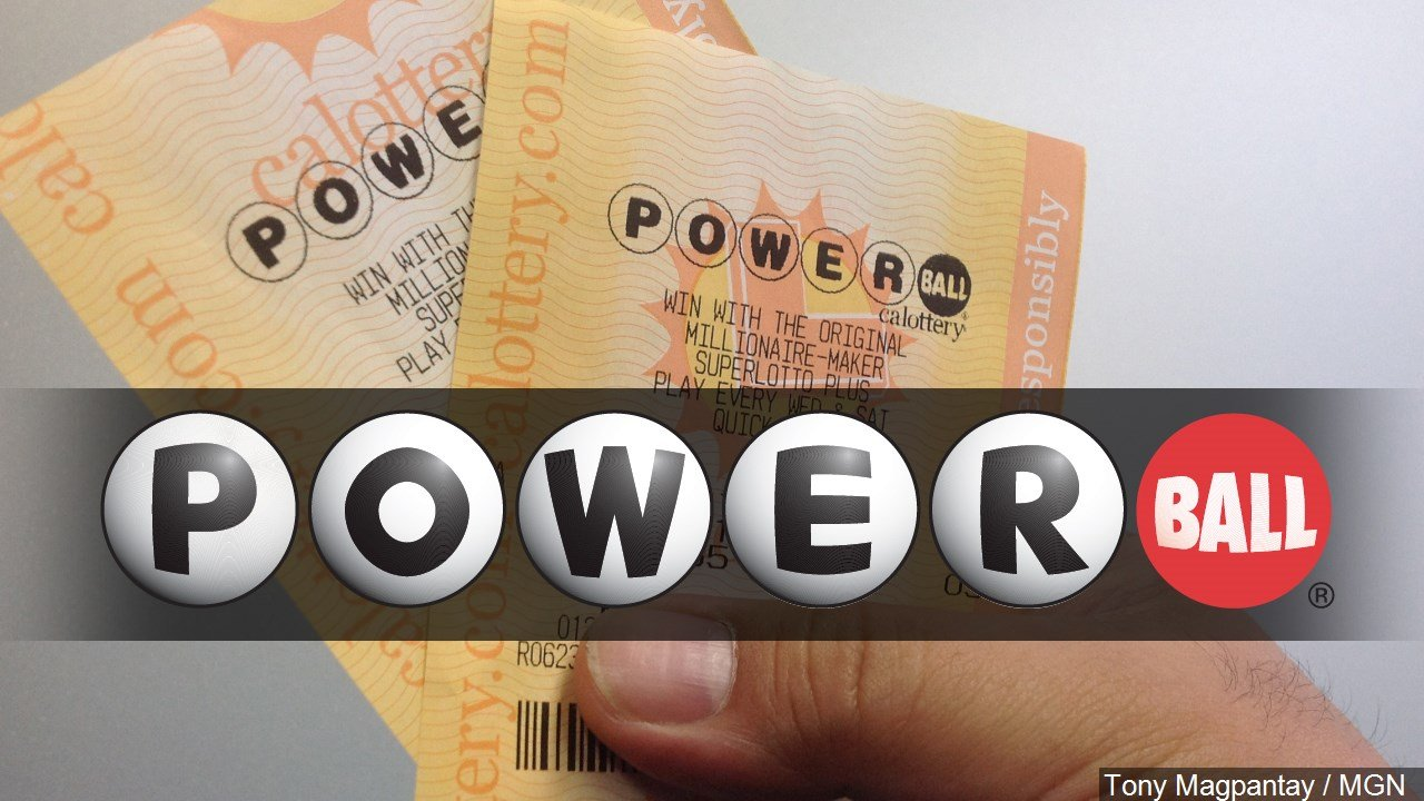 Powerball drawing dates in Sydney