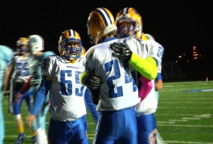Rice Lake clinches a playoff spot with a win at Superior