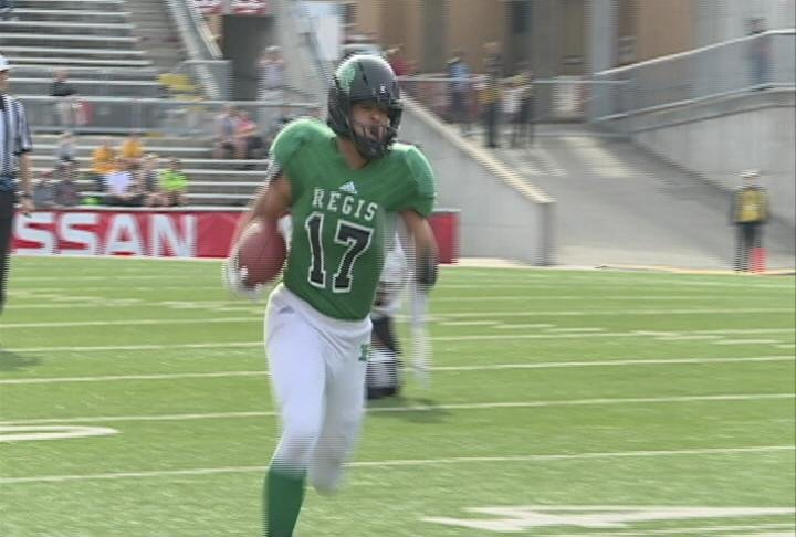 Noel Ortiz rushes for 132 yards & a TD