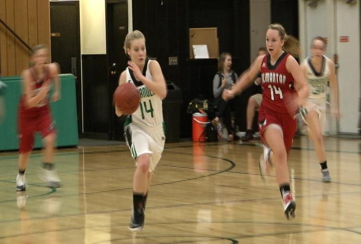 Lauren Sotnyk leads ECIL with 18 points