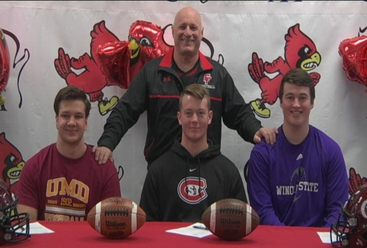 Chi-Hi sends three players to the NSIC