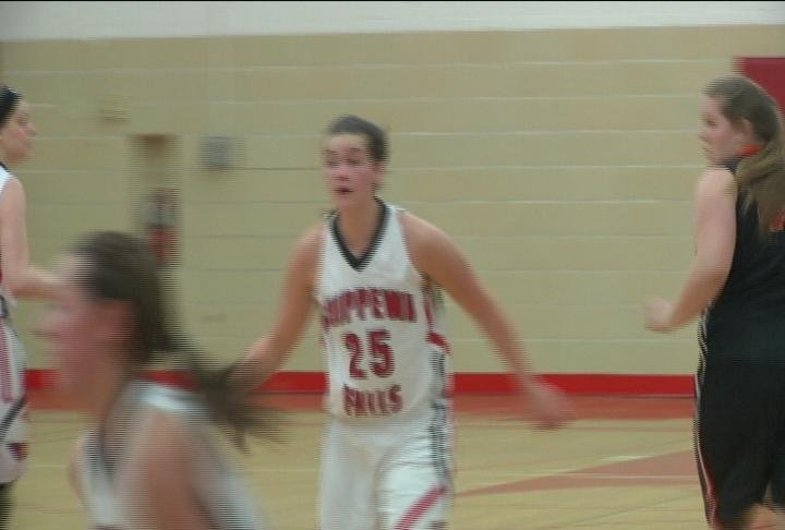 Lexi Hanley becomes Chi-Hi's all-time leading scorer in GBB