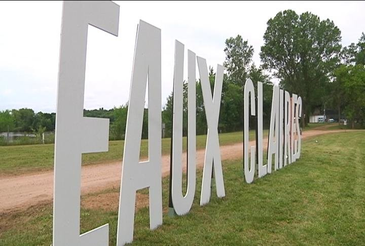 Photo shown of the Eaux Claires Music and Arts Festival in 2016