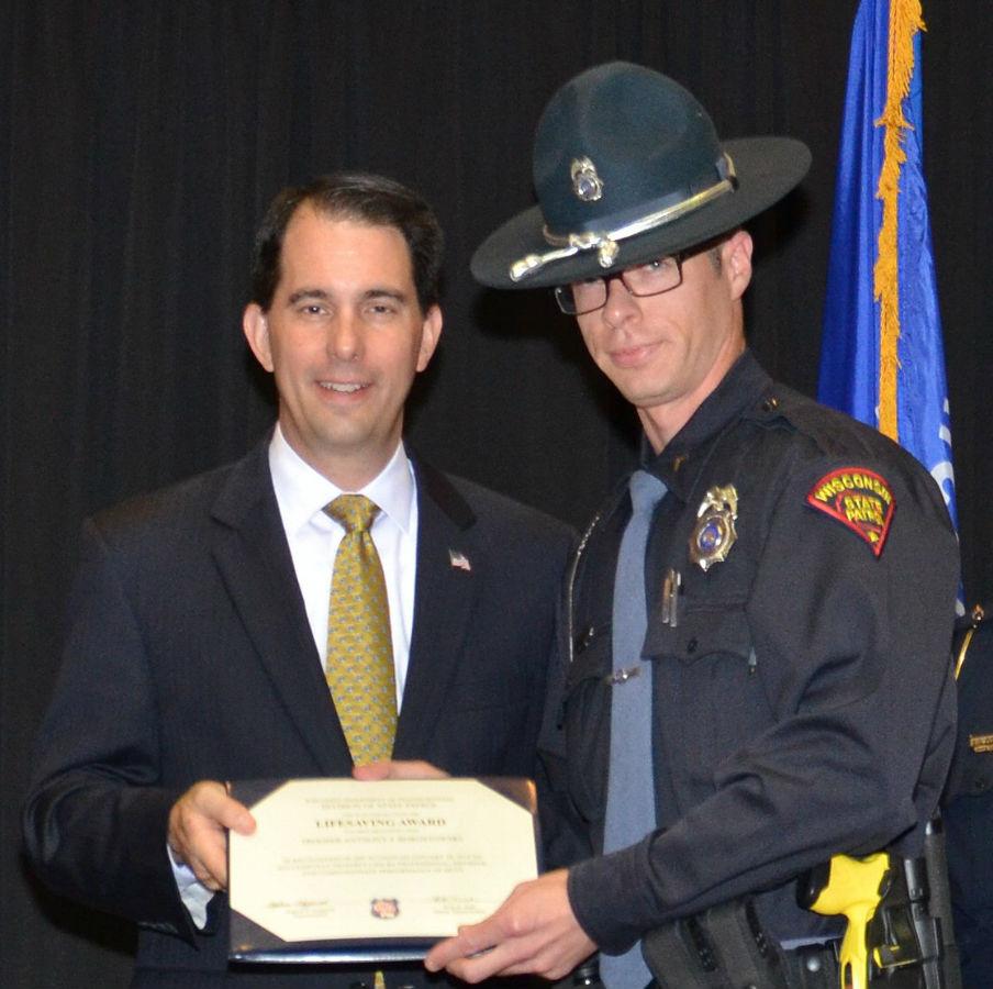 State Patrol trooper killed in Sauk Co. crash