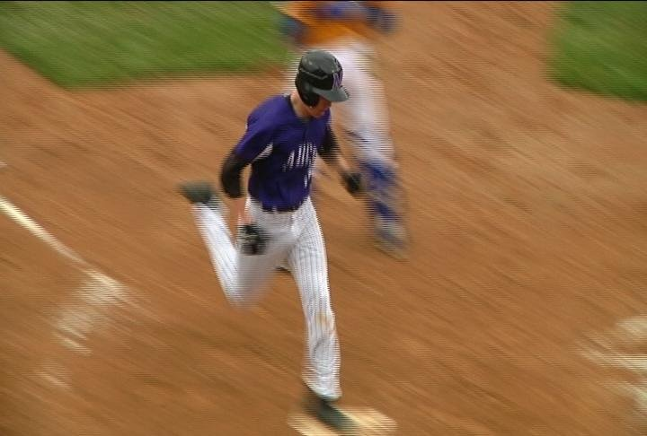The Old Abes explode for 4 runs in the 2nd inning to roll past Rice Lake
