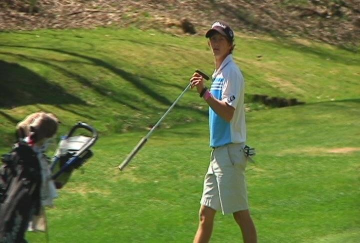 Eau Claire North's Logan Comte shoots a 73 to tie for Medalist honors