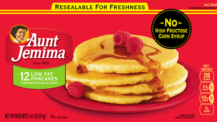 Pinnacle Foods: Recall on Aunt Jemima and Hungry Jack items