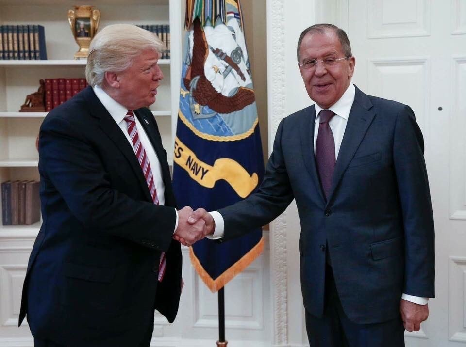 Trump Gave Classified Information To Russians During White House Visit