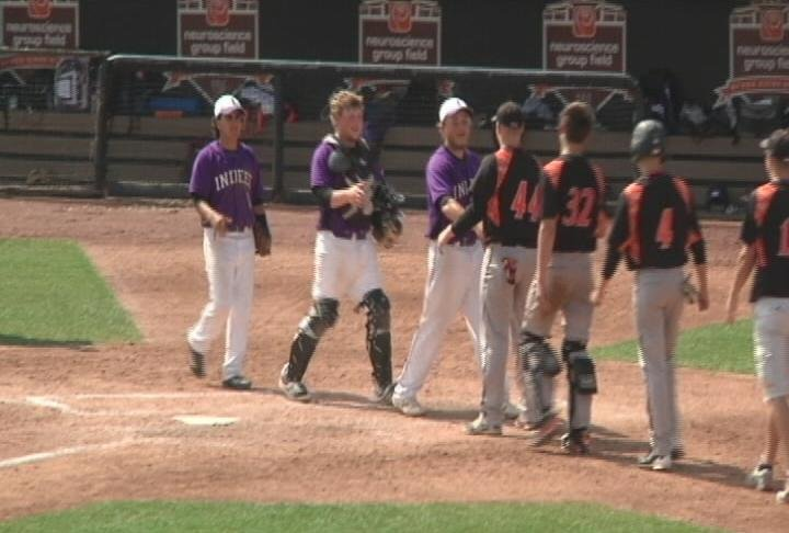 Independence/Gilmanton goes extra innings to beat Webster