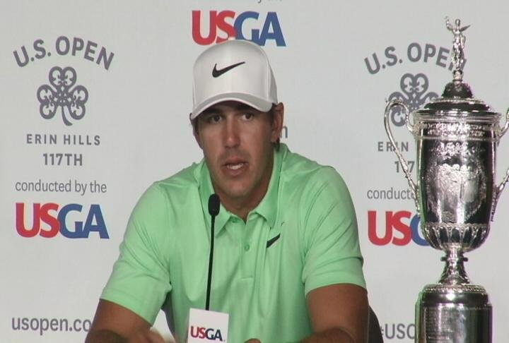 U.S. Open Champion Brooks Koepka