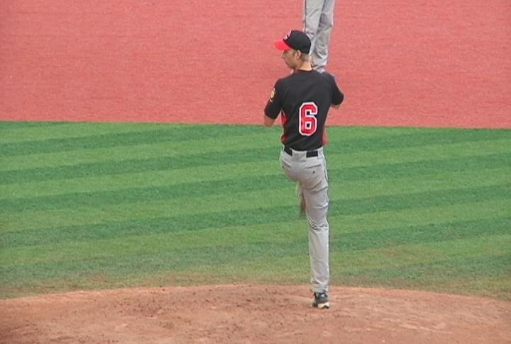Levi Schaller shuts out La Crosse while striking out 10