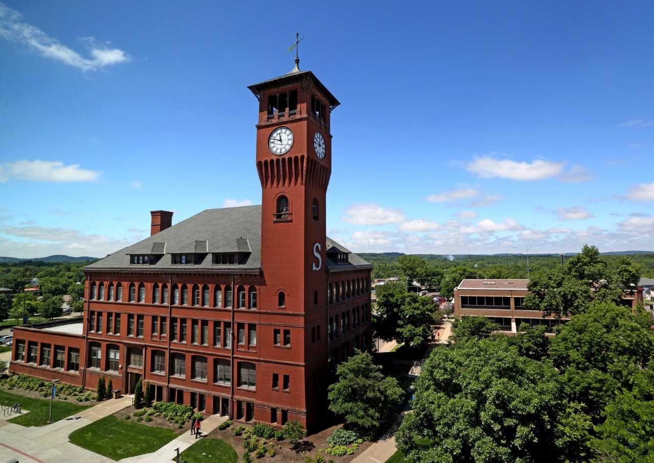 Bowman Hall, Courtesy: UW-Stout