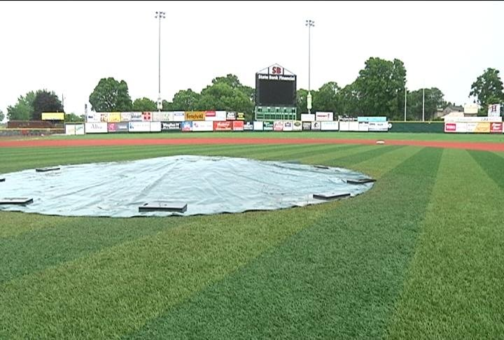 Rain in La Crosse causes another postponement as well as a site change