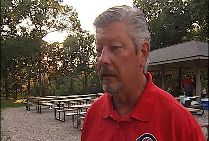 Eau Claire Manager Mark Faanes