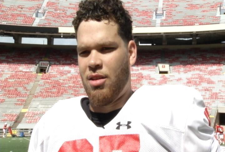 Wisconsin freshman Isaiahh Loudermilk