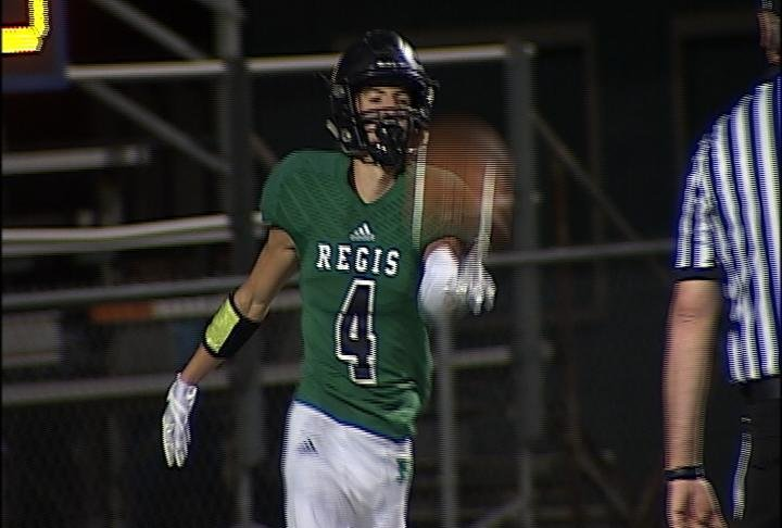 Jack Nicolai scores 2 TDs as the Ramblers roll