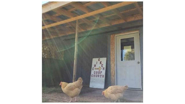 Courtesy: Chicken Coop Church