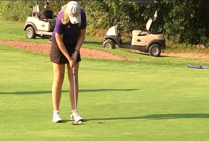 Lexi Meade takes BRC medalist honors