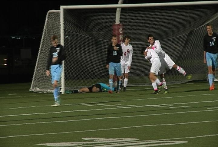 Chippewa Falls fights to a 2-2 tie with EC North
