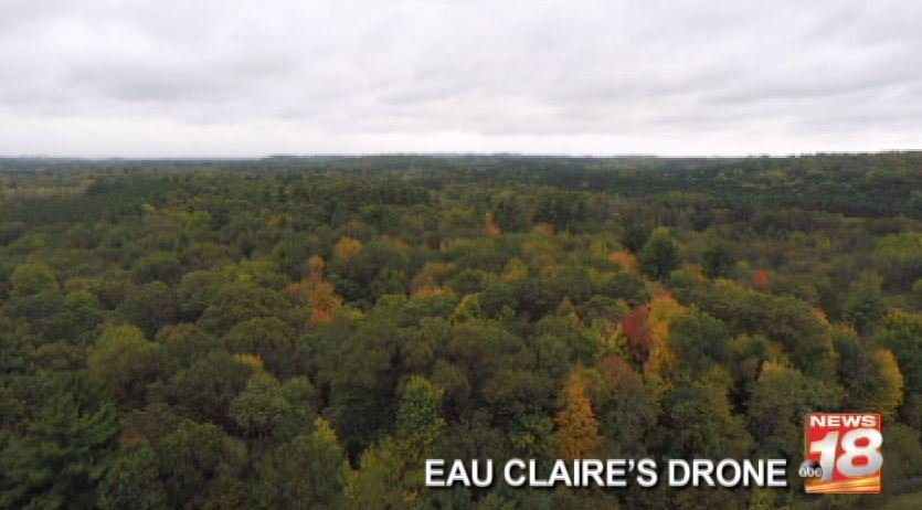 (Photo dated Oct. 6, 2017) Fall colors in Eau Claire