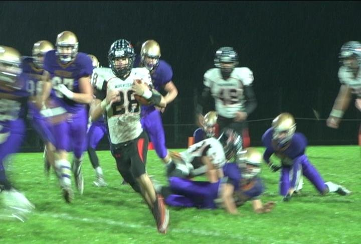 Brady Redwine leads Elk Mound past Durand