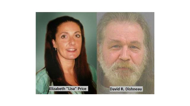 "Elizabeth ""Lisa"" Price (Courtesy: Anderson Funeral Home); David R. Dishneau"