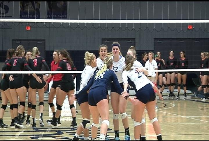 UW-Stout gets a win at home over UW-River Falls