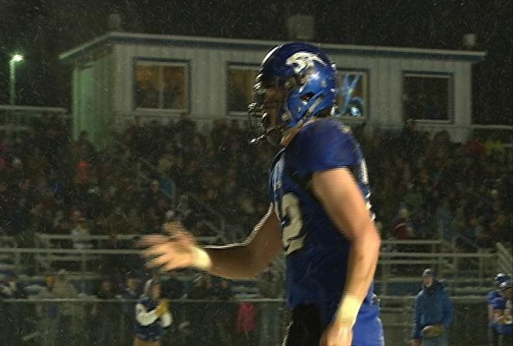 Ryan Larson scores a TD as the Panthers run past Bloomer