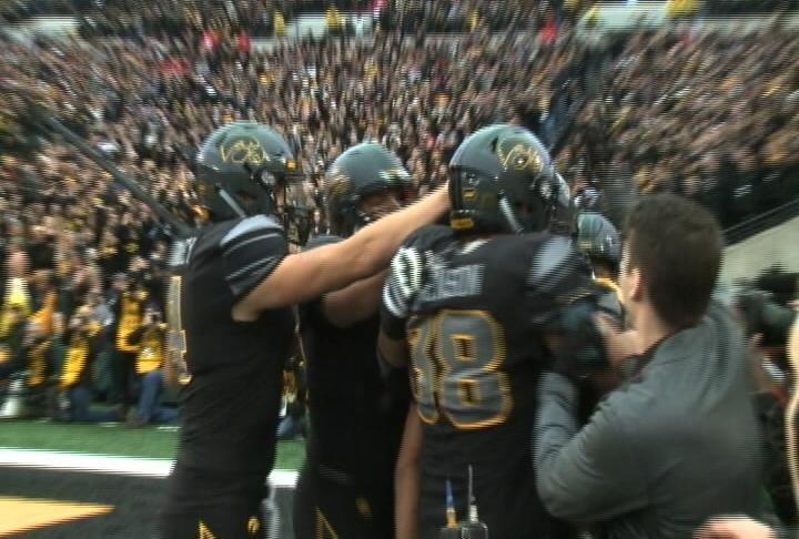 Hawkeyes will head to Camp Randall after blowing out Ohio State