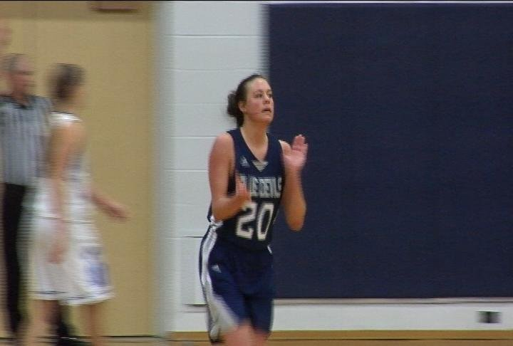 Bailey Diersen has 27 points to lead UW-Stout