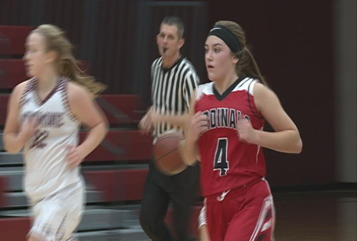 The Cardinals roll past Menomonie, move to 2-0 in the Big Rivers