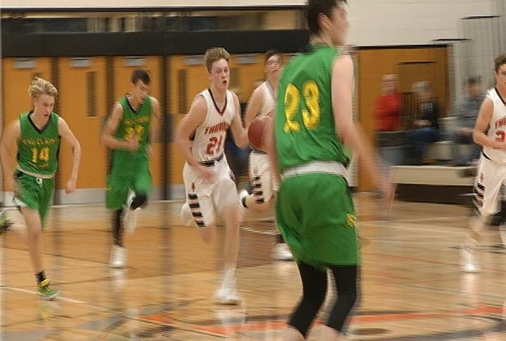 Osseo-Fairchild puts up 85 points in a win over EC Regis