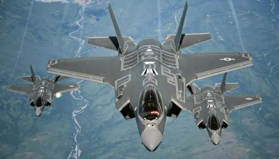 F35A US Department of Defense photo