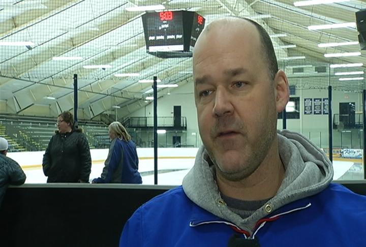 ECA Stars head coach Tom Bernhardt