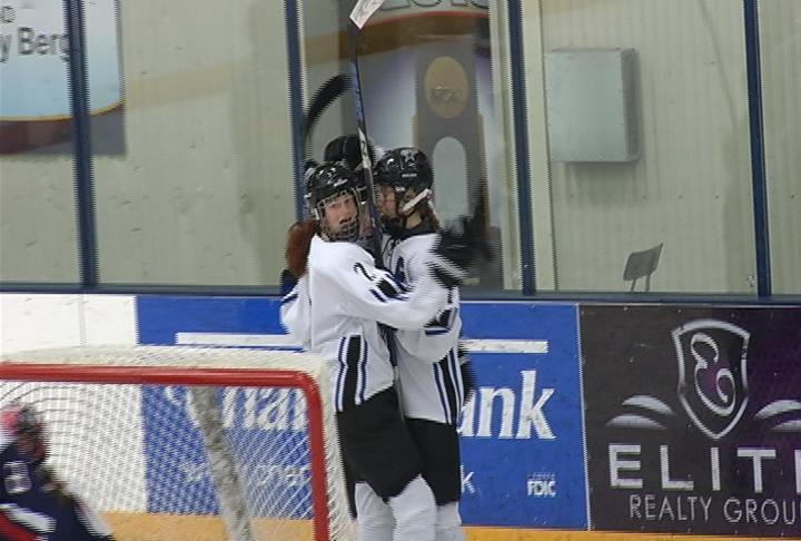 ECA scores 8 goals in a shutout of Fox Cities