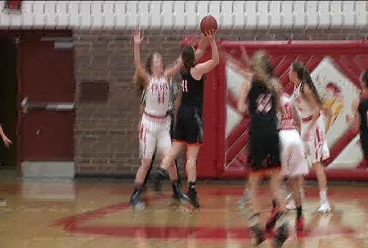 Bloomer jumps out to an early lead in a win at Colfax