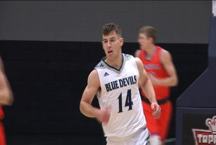 UW-Stout keeps it close early but can't hang on against UW-Platteville
