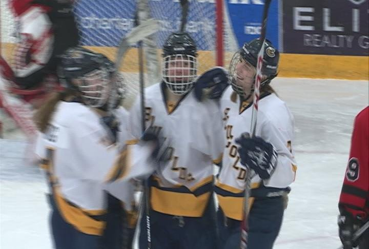 The Blugolds roll to their third straight win