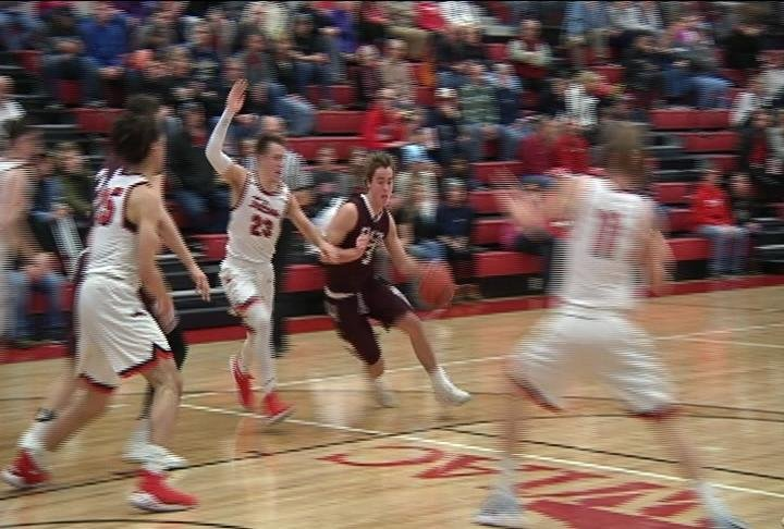 UW-River Falls rallies for an overtime win over UW-La Crosse