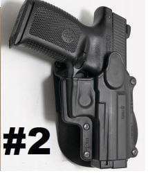 .40 caliber Firearm