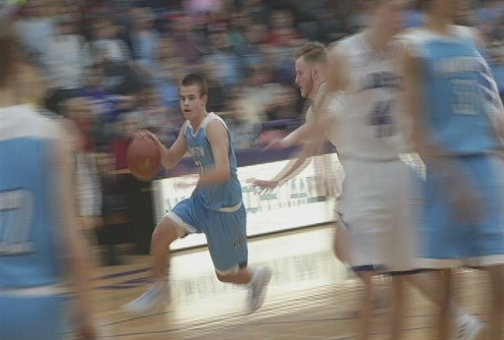 The North boys lead the Big Rivers by a game and a half