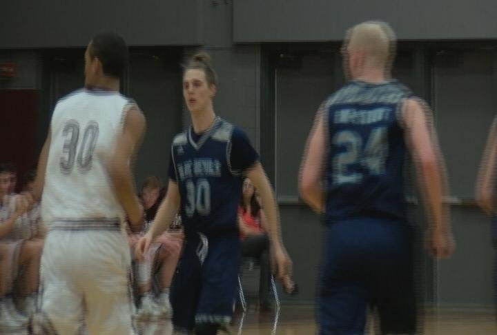 Stout falls to the Eagles