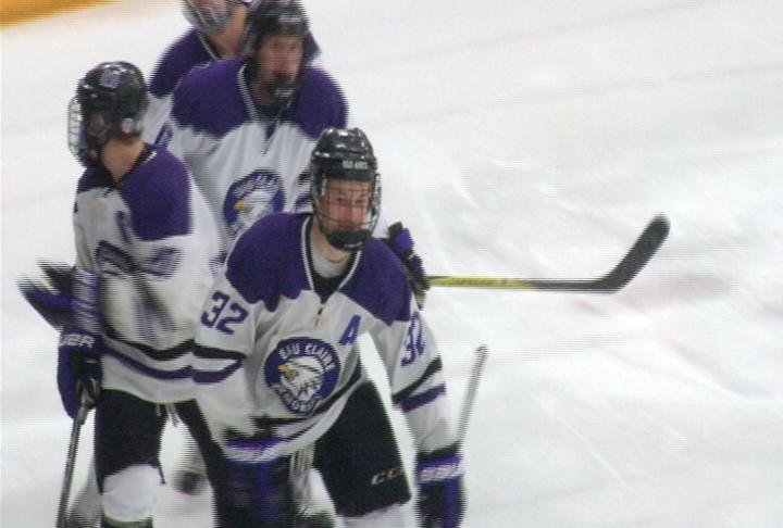 Brenden Olson scores 4 goals to lead Memorial past RAM
