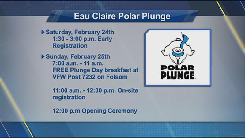 Polar Plunge to be held at Elks Lodge