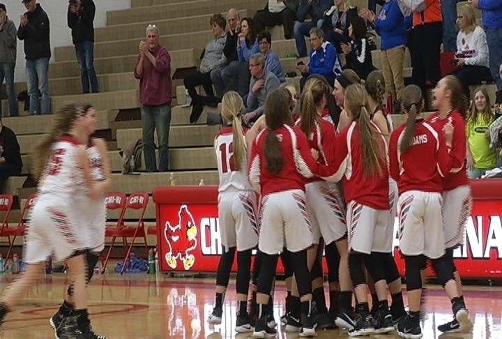 The Cardinals rally past Appleton West to advance