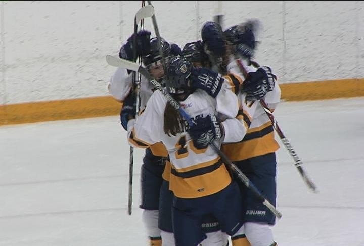 The Blugolds head back to the O'Brien Cup Final for the second straight year