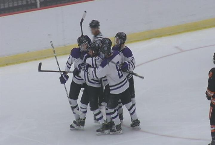 The Old Abes roll past the Panthers and advance to the semifinals