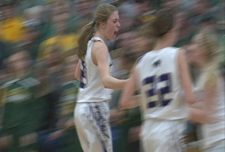 A late Panther rally falls short, as Durand falls to Melrose-Mindoro