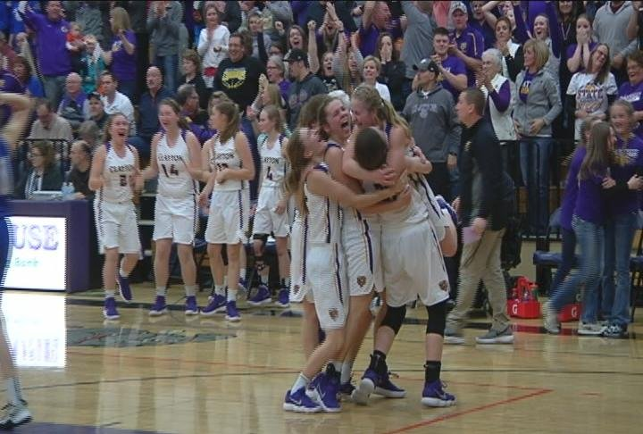 Kiana Fall hits the game winner as Clayton edges McDonell Central